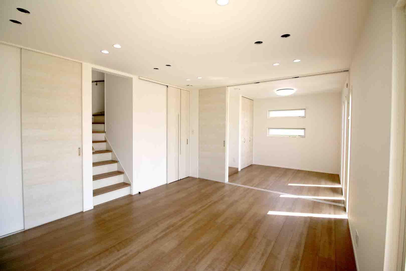 ファンライフOB訪問|収納と家事動線にこだわったOさま邸